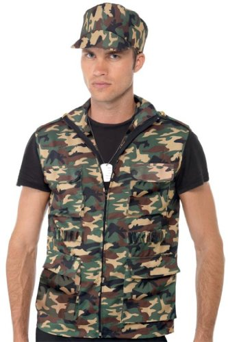 Men's Army Guy Instant Kit