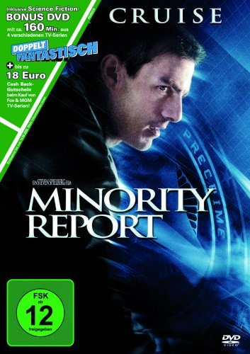 Minority Report (+ Bonus DVD TV-Serien)