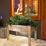 CedarCraft Elevated Garden Planter