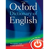 Oxford Dictionary of Englishby Oxford Dictionaries