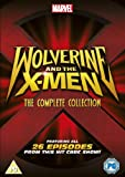 Wolverine and the X-Men Complete Collection [DVD]