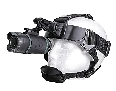 Firefield FF24125 Spartan Night Vision Monocular Goggle, 1 x 24 from Sellmark Corporation :: Night Vision :: Night Vision Online :: Infrared Night Vision :: Night Vision Goggles :: Night Vision Scope
