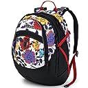 High Sierra Fat Boy Backpack Flower Pop/Black/Crimson