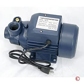 1/2 HP Electric Centrifugal Water Pump Garden Pond Tool