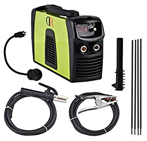 TIG 200 Amp ARC MMA Stick Welder DC Inverter 110/230V Welding Soldering Machine from Amico Power Corp.
