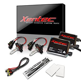 XENTEC 9006 30000K HID conversion kit (HB4)