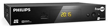 Philips DSR3031F Tuner Oui (Mpeg4 HD)