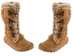 Women's Earth Shoes Lodge 2 Deer Suede Boots 9.5