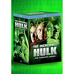 The Incredible Hulk: The Complete Series [Blu-ray]