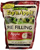Tapn Apple Apple Pie Filling, 24 Ounce Packages (Pack of 6)