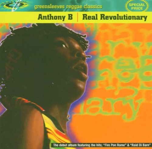 Anthony B - Real Revolutionary - Zortam Music