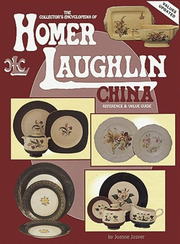 Collectors Encyclopedia of Homer Laughlin China