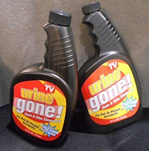 Urine gone refill 48 oz one jug of 48 oz or for Male urine smells like fish