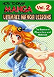 How To Draw Manga: Ultimate Manga Lessons Volume 2: The Basics Of Characters And Materials (How to Draw Manga (Graphic-Sha Numbered)) (V. 2) (4766115252) by Hayashi, Hikaru