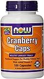 NOW Foods Cranberry Caps, 100 Capsules