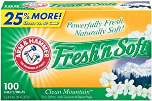 Arm & Hammer Dryer Sheets (400 Count)
