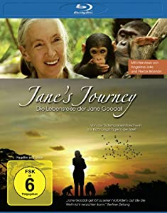 Jane's Journey - Die Lebensreise der Jane Goodall (OmU) [Blu-ray]