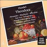 Handel : Theodora Nikolaus Harnoncourt