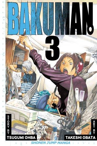 バクマン。 3巻(英語版)