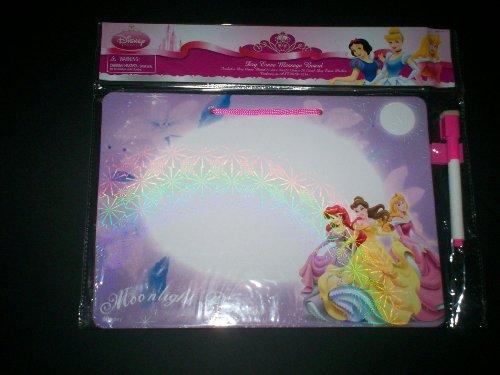 Disney Princess Dry Erase Message Board
