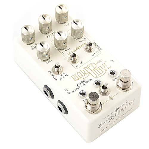 Chase Bliss Audio Warped Vinyl Mkii Pedal Instruments Sale