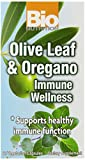 Bio Nutrition Olive Leaf And Oregano Immune Wellness 60 Vegicaps from Bio Nutrition Inc