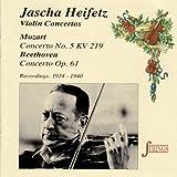 Mozart, Beethoven: Violin Concertos