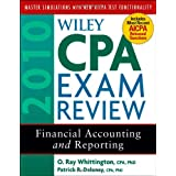 Wiley CPA Exam Review 2010, Financial Accounting and Reporting (Wiley CPA Examination Review: Financial Accounting & Reporting) ~ Patrick R. Delaney