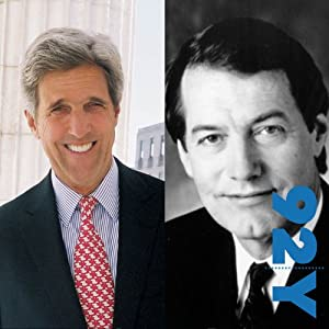 John Kerry with Charlie Rose: The World We Live In at the 92nd Street Y | [Teresa Heinz Kerry, John Kerry]