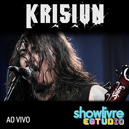 Krisiun No Estúdio Showlivre