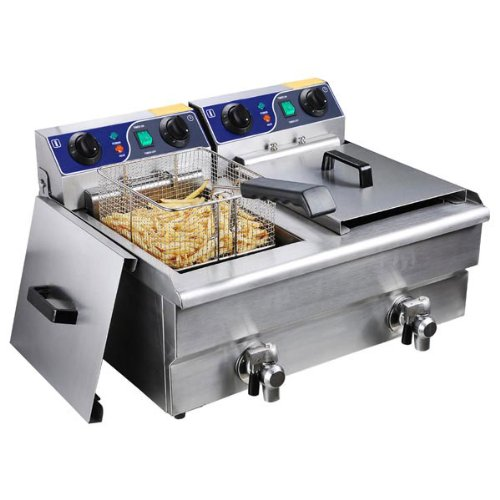 Electric Range Commercial back-7348