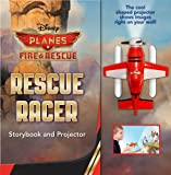 Disney Planes Fire & Rescue: Rescue Racer: Storybook with Movie Projector (Movie Theater)