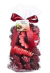 Sugar Berry Flower Potpourri