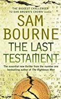 "Cover of ""The Last Testament"""