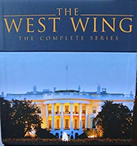 The Complete West Wing: Seasons 1-7 (44 Disc Box Set) [DVD]