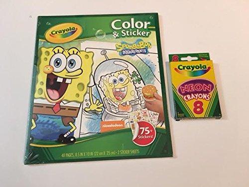 bundle-2-items-1-item-crayola-spongebob-color-and-sticker-and-1-item-crayola-neon-crayons