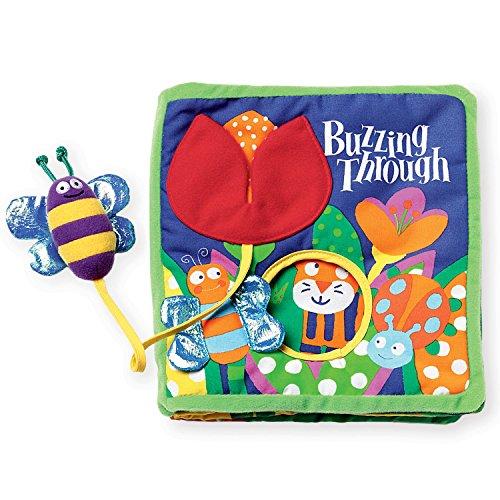 Manhattan Toy Soft Activity Book