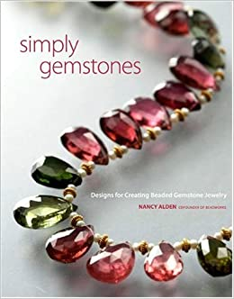 simply gemstones designs for creating beaded gemstone