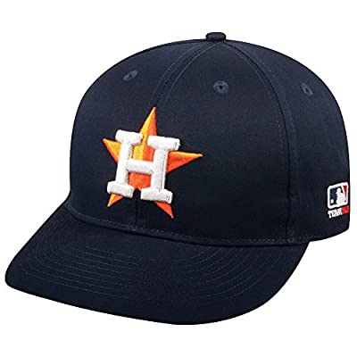 Houston Astros Velcro Adjustable Cap