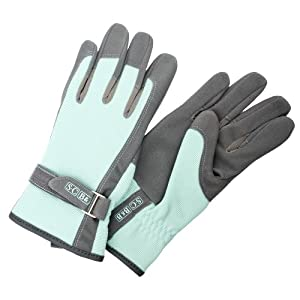 Ladies gardening gloves by sophie conran for for Gardening gloves amazon