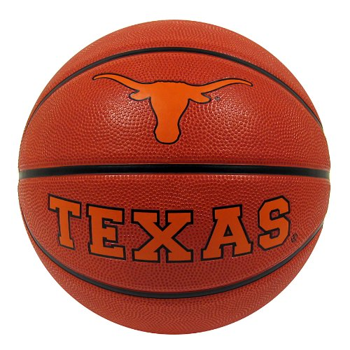 Baden BRSKT Deluxe Two-Tone Rubber Official Size Collegiate Design Basketball (29.5-Inch)