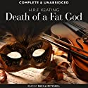 Death of a Fat God (       UNABRIDGED) by H.R.F. Keating Narrated by Sheila Mitchell