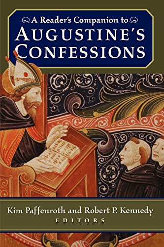 augustines classics confession critical essay The confessions discloses augustine's views about the nature of infancy and the acquisition of language  the essays contained in this volume.