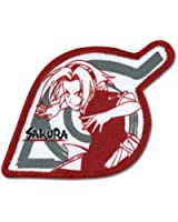 Naruto: Sakura Red Leaf Village Logo Anime Patch