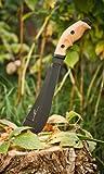 Scorpion Knives Lofty Wiseman Survival Knife Black Blade TACT LW 08/3
