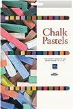 Pro Art Chalk Pastel Set, 36 Color