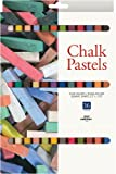 Pro Art Chalk Pastel Set, 36 Color