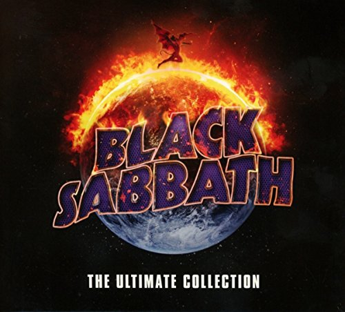 Ozzy Osbourne - Black Sabbath-The Ultimate Collection - Cd - Zortam Music