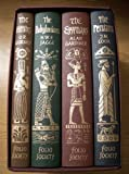 img - for Empires Of The Ancient Near East By The Folio Society (The Hittites, The Babylonians, The Egyptians, The Persians, 4 Volume Set In Case) book / textbook / text book