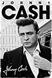 Poster Service Johnny Cash Signature Poster, 24-Inch by 36-Inch
